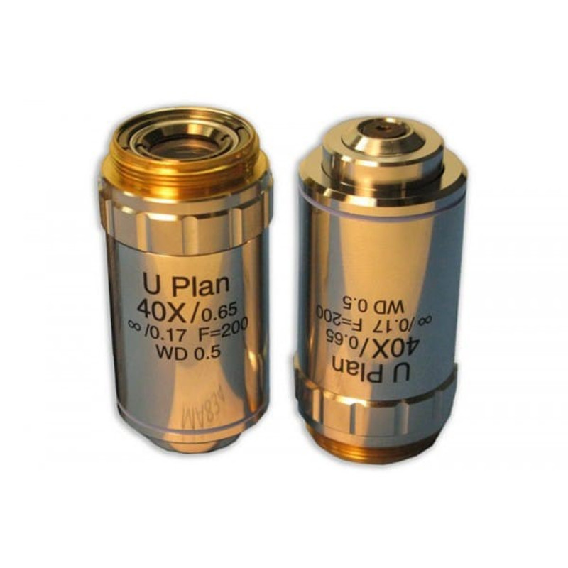 Meiji MA834 40x Plan Semi Apochromat Objective for MT4000D, MT5000, MT5000D, MT6000, MT6500 Series