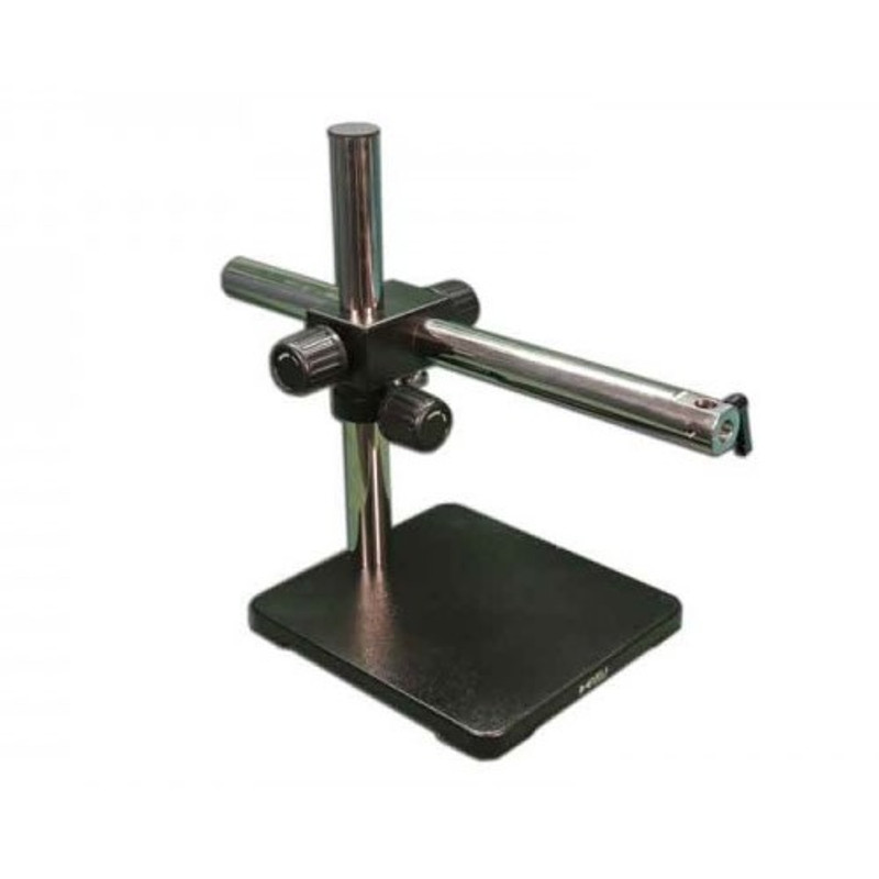 """Meiji S-1300 Universal Stand with 5/8"""" Bonder Pin Acceptance"""