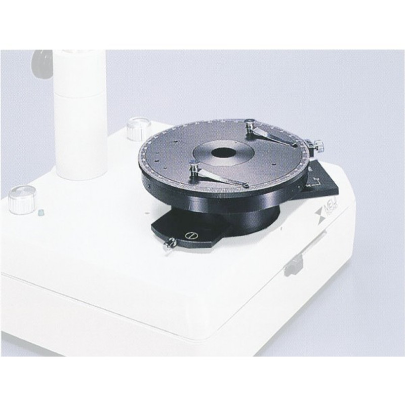 Meiji MA761 Rotatable Stage with Polarizer for RZT and RZBD Stand