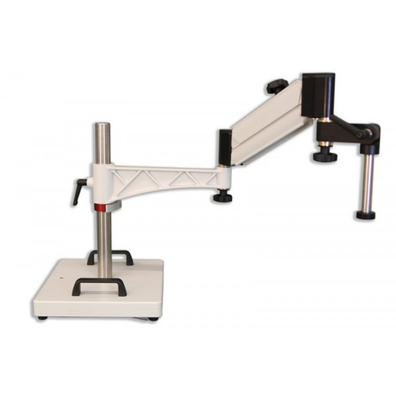 """Meiji SAS-2 Articulated Arm Stand with 20mm Drop Down Post & 37"""" Reach"""