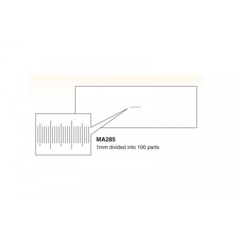 Meiji MA285 Stage Micrometer