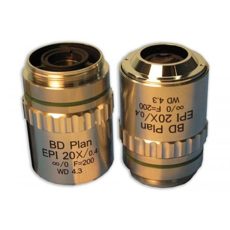 Meiji MA925 20x BD Plan Semi Apo Epi Objective for MC60, MC70, MT7500, MT8500, IM7500 Series