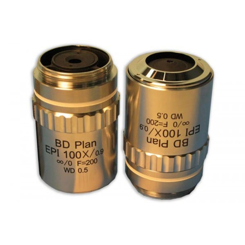 Meiji MA989 100x BD Plan Semi Apo Epi Objective for MC60, MC70, MT7500, MT8500, IM7500 Series