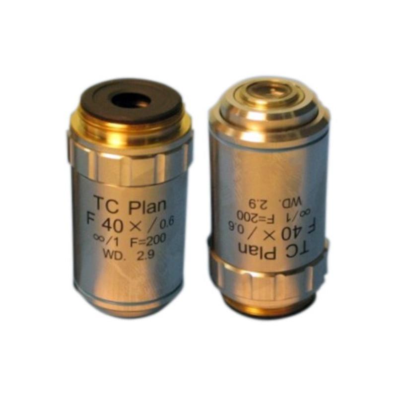Meiji MA852 40x Plan Fluorescent Objective For TC Series