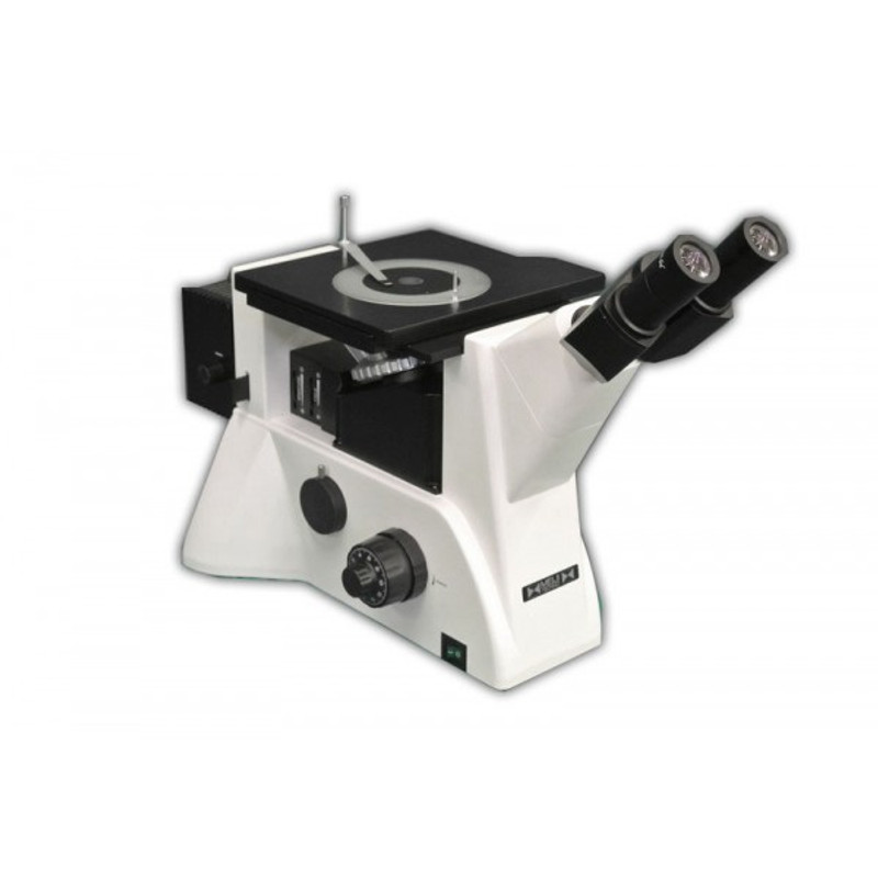 Meiji IM4100 Inverted Brightfield Metallurgical Microscope