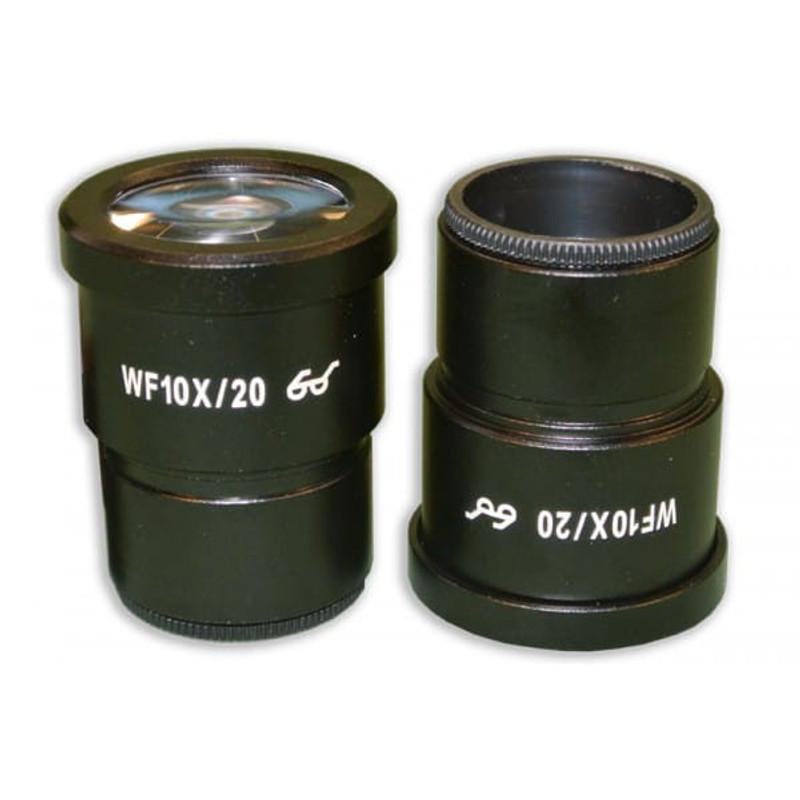 Meiji EM-30/OC20 WF 20x Eyepiece, Pair