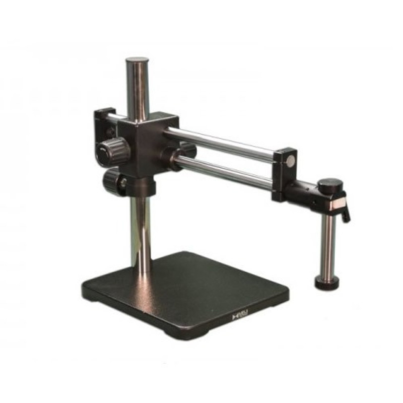 Meiji S-2100 Universal Dual Arm Boom Stand with 20mm Mounting Post