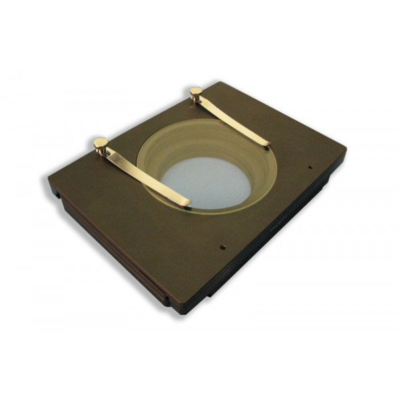 Meiji MA565/05 Small Sliding Stage for Transmitted Light