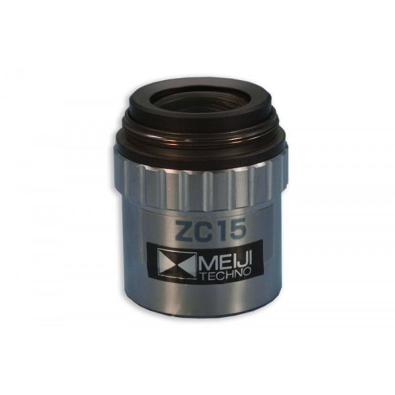 Meiji ZC15 1.25x-15x Objective ∞