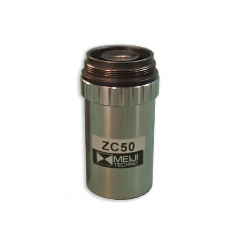 Meiji ZC50 4.16x-50x Objective ∞