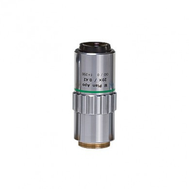 Mitutoyo M Plan Apo 20x Objective for MF-U Measuring Microscopes (Brightfield)
