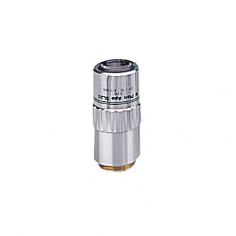 Mitutoyo M Plan Apo SL 20x Objective for MF-U Measuring Microscopes (Brightfield)