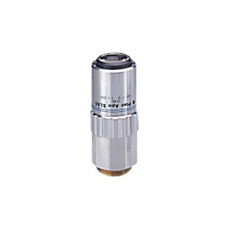 Mitutoyo M Plan Apo SL 50x Objective for MF-U Measuring Microscopes (Brightfield)