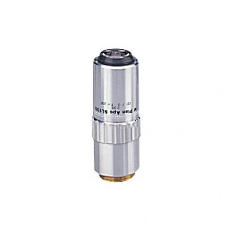 Mitutoyo M Plan Apo SL 100x Objective for MF-U Measuring Microscopes (Brightfield)