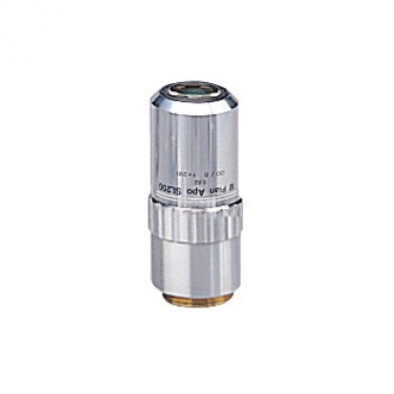 Mitutoyo M Plan Apo SL 200x Objective for MF-U Measuring Microscopes (Brightfield)