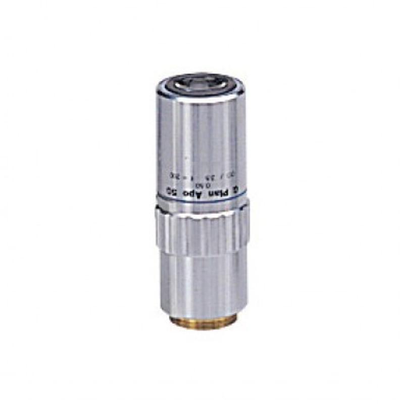 Mitutoyo G Plan Apo 50x Objective for MF-U Measuring Microscopes (Brightfield)