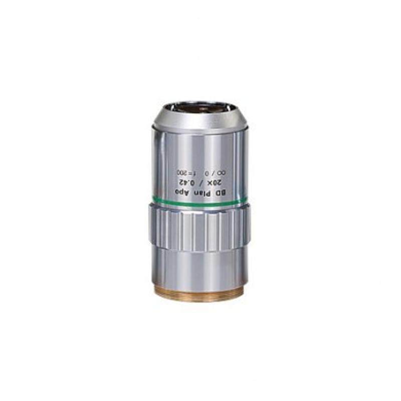 Mitutoyo BD Plan Apo 20x Objective for MF-U Measuring Microscopes (Brightfield / Darkfield)