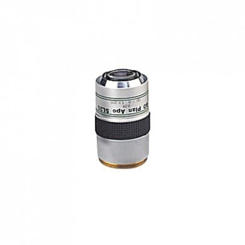Mitutoyo BD Plan Apo SL 20x Objective for MF-U Measuring Microscopes (Brightfield / Darkfield)