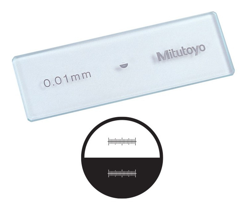 Mitutoyo Stage Micrometer (375-056)