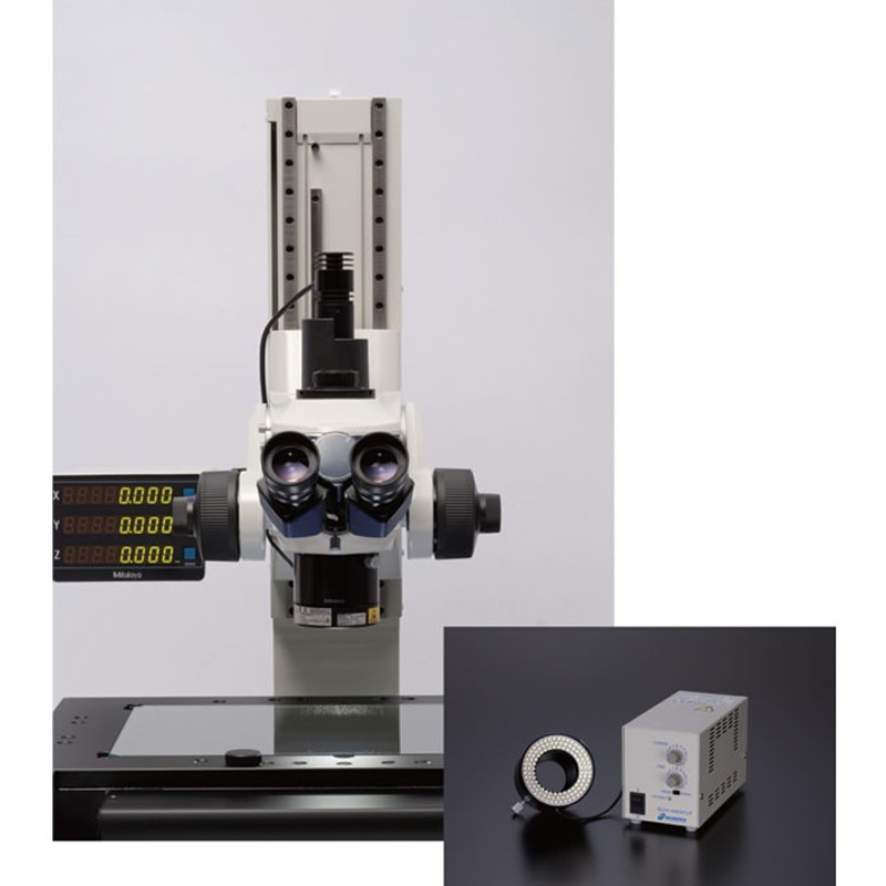 Mitutoyo LED Ring Illuminator for MF Measuring Microscopes