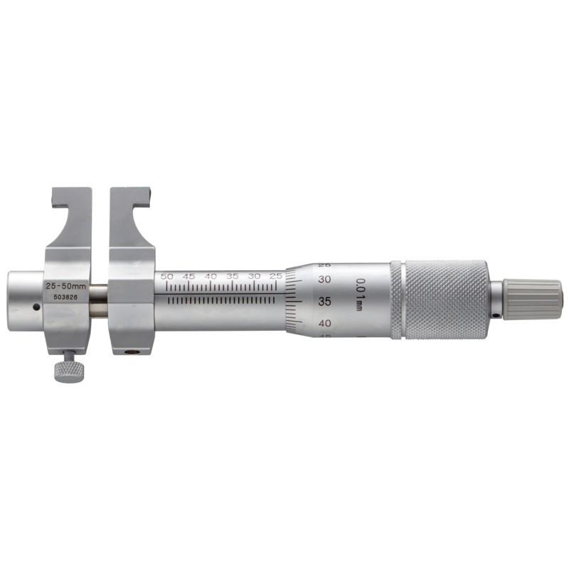 Mitutoyo 145-189 Caliper Jaw Inside Micrometer, 100 - 125mm Range