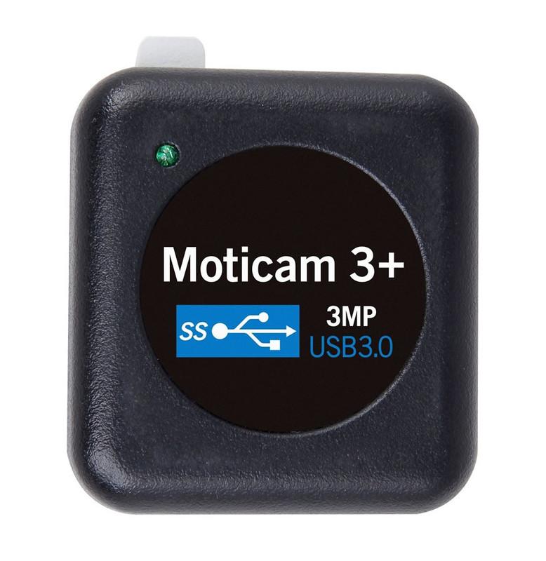 MOTICAM 3+ CMOS Digital Camera - 3 Megapixels - Mac Compatible