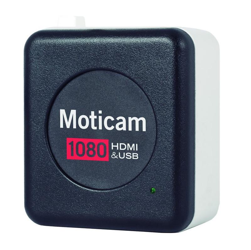 MOTICAM 1080 Multi-functional HD Microscope Camera - 2 Megapixels - Mac Compatible