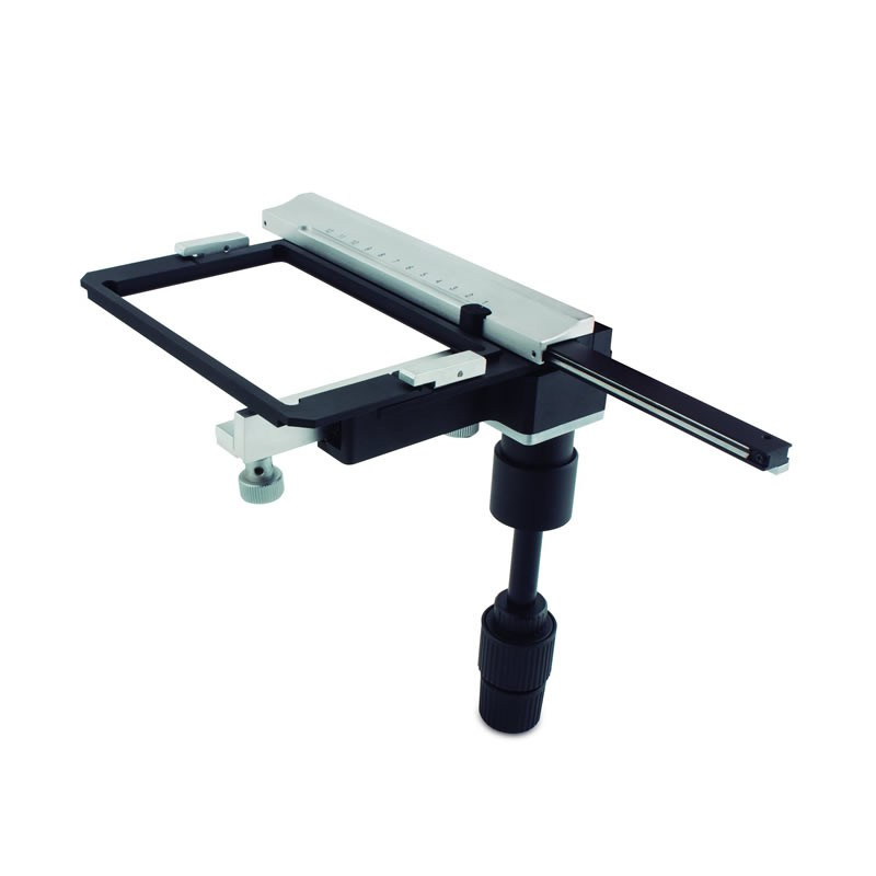 Motic AE2000/AE31E Universal Attachable Mechanical Stage with Well Plate Holders