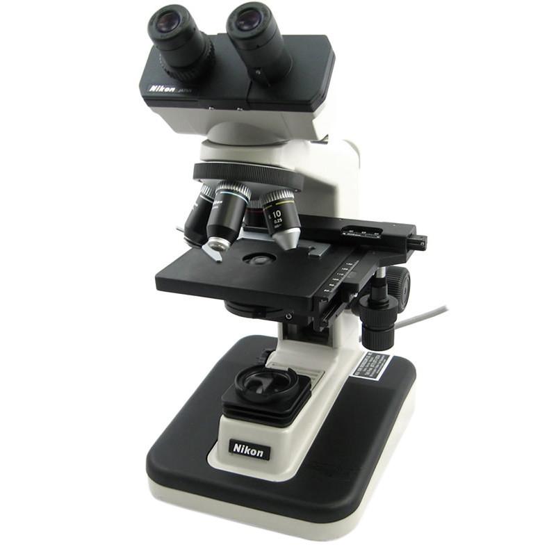 Nikon Alphaphot YS-2 Microscope