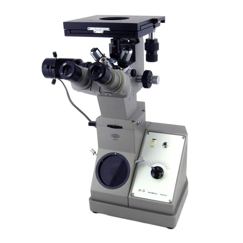 Olympus MG Inverted Microscope - Reconditioned