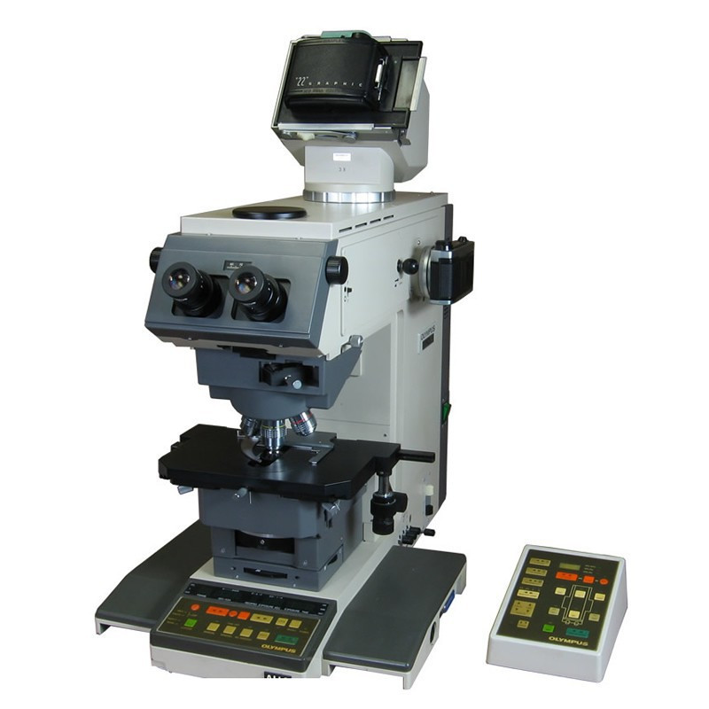 Olympus VANOX-S Research Photomicrographic Microscope System - Reconditioned