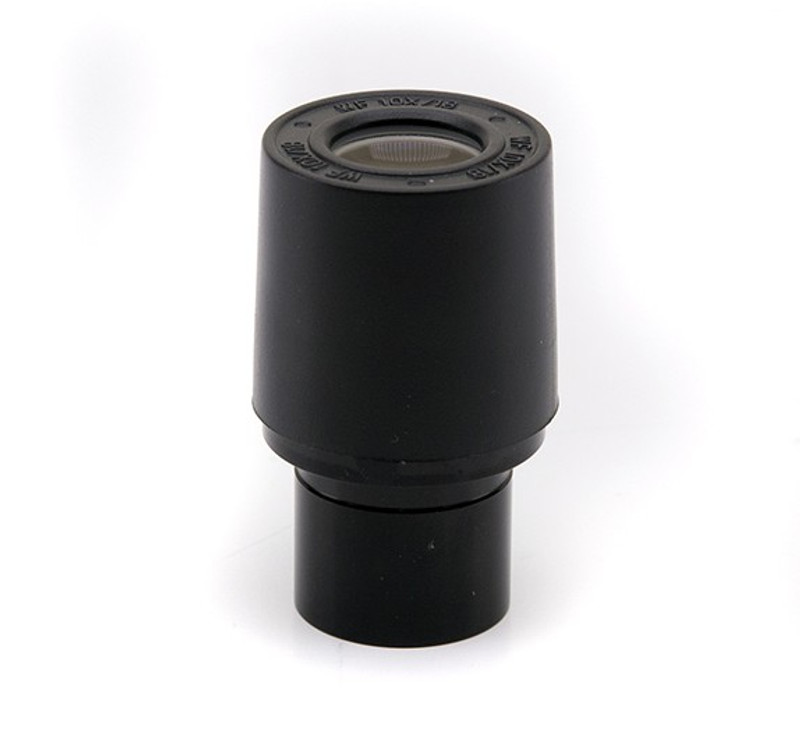 OPTIKA M-002.1 Wide Field 10x/18mm High Eyepoint Eyepiece