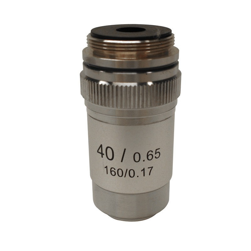 OPTIKA M-134 40x/0.65 Achromatic Objective