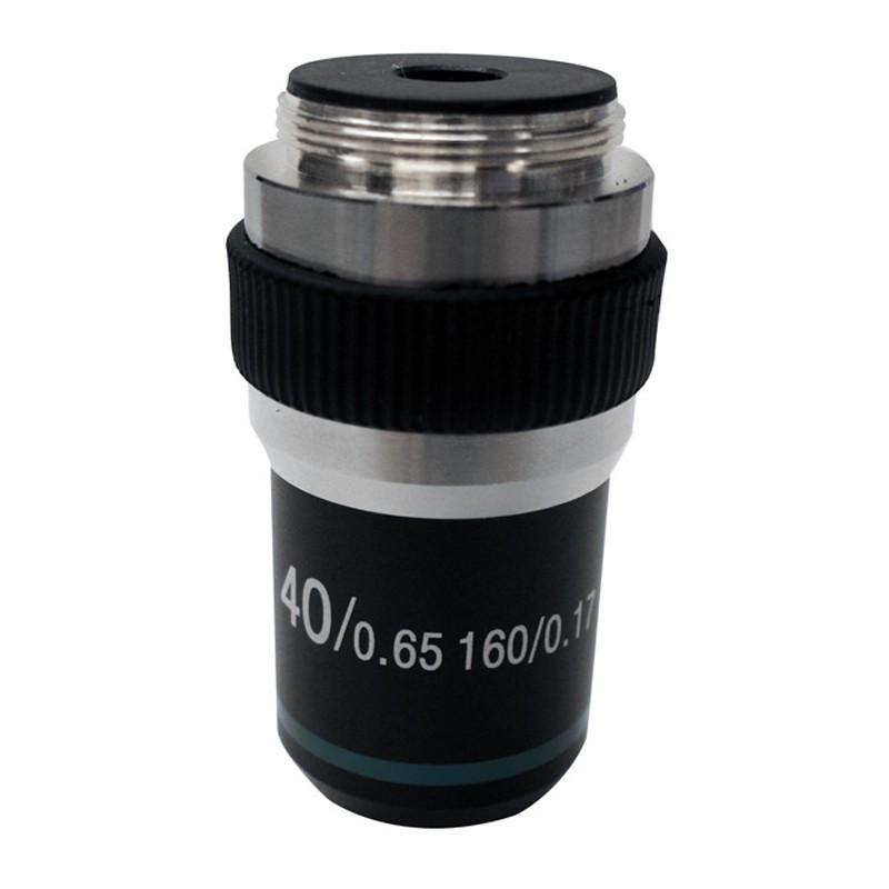 OPTIKA M-141 40x/0.65 High Contrast Objective