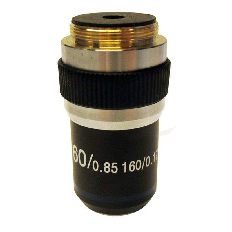 OPTIKA M-142 60x/0.85 High Contrast Objective