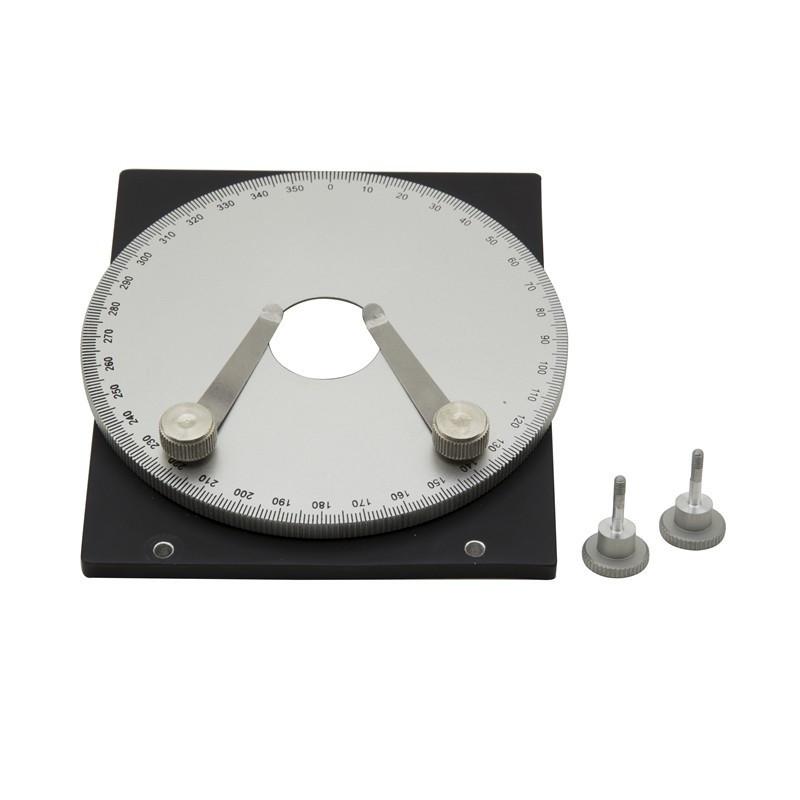 OPTIKA M-175 Rotating Table for Polarizing Set