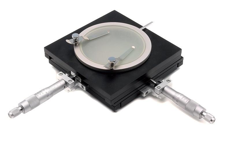 OPTIKA ST-111 Moving Stage With Micrometric Screws