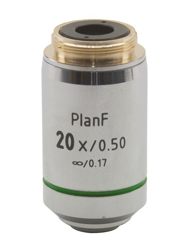 OPTIKA M-683 20x/0.50 IOS FLUOR PLAN Achromatic Objective