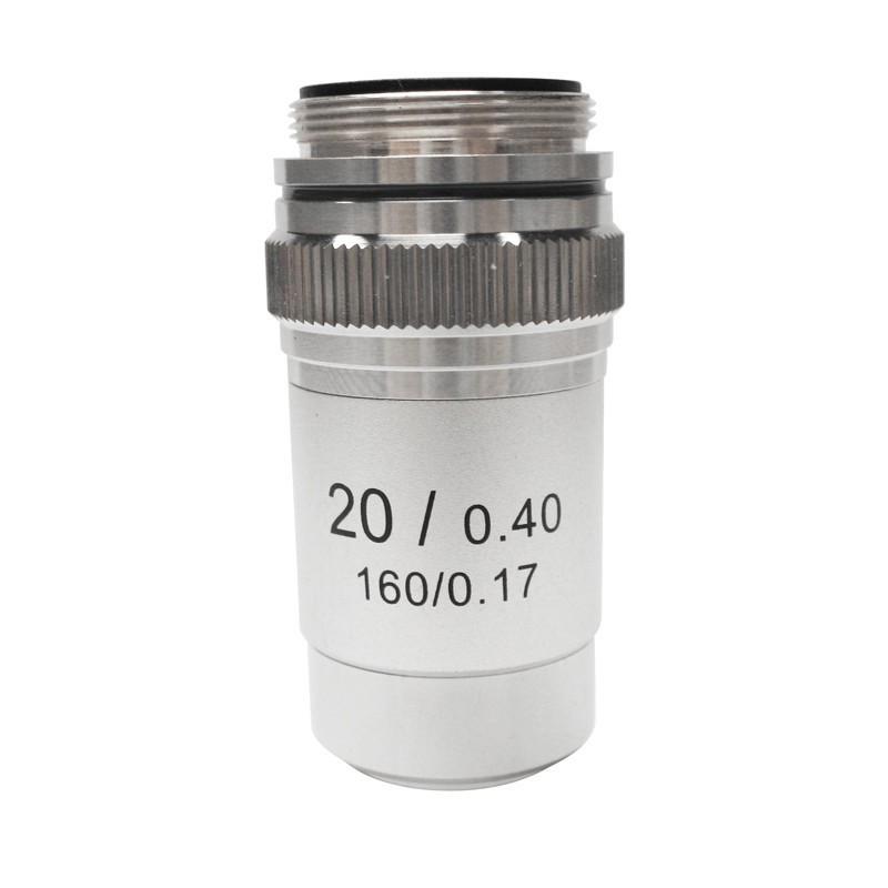 OPTIKA M-133 20x/0.40 Achromatic Objective