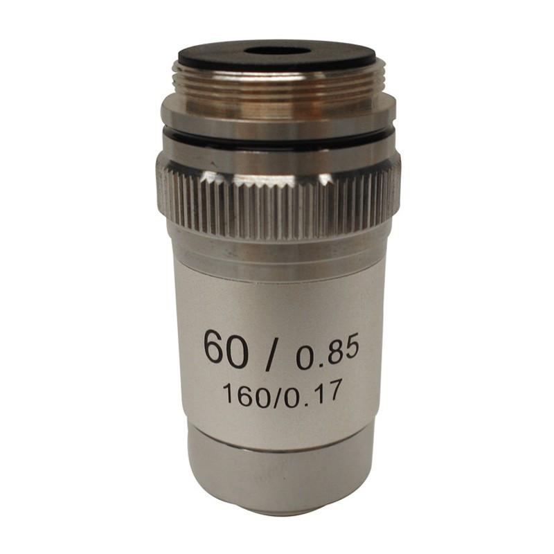 OPTIKA M-135 60x/0.80 Achromatic Objective