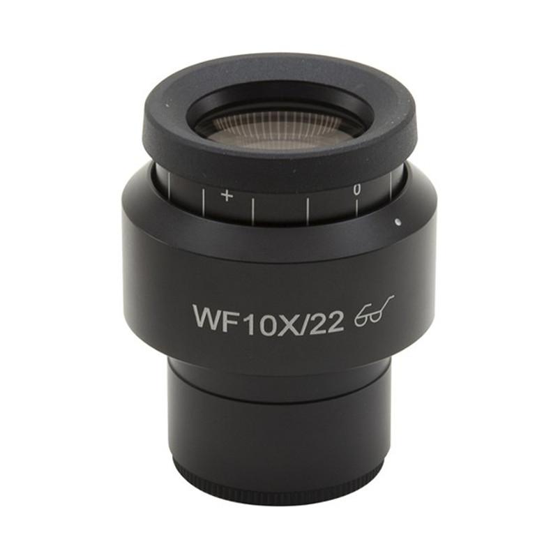 OPTIKA ST-145 Wide Field 10x/22mm Eyepiece Micrometer