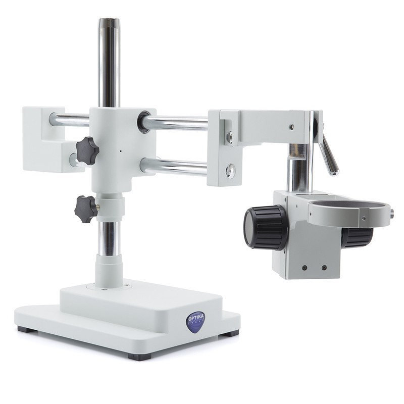 OPTIKA SZ-STL2H Hinged Overhanging Stand with Focusing System & Head Holder