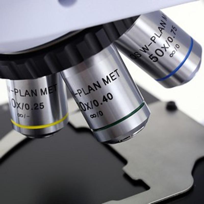 OPTIKA M-335 50x/0.75 IOS W-PLAN MET Objective