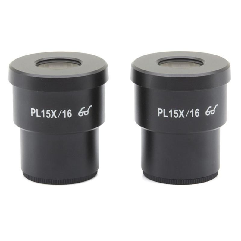 OPTIKA M-1003 Wide Field 15x/16mm Eyepiece (pair)