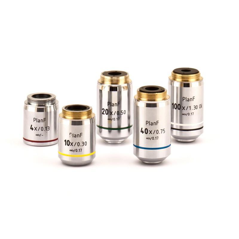 OPTIKA M-1060 4x IOS W-PLAN F Objective