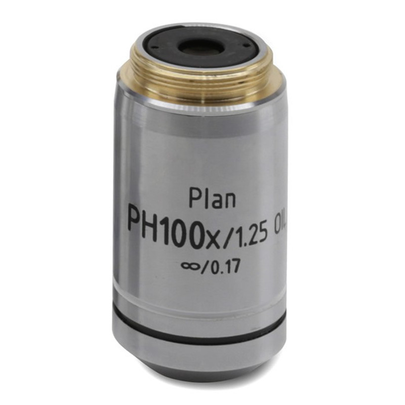 OPTIKA M-1123.N 100x IOS W-PLAN PH Objective For Phase Contrast
