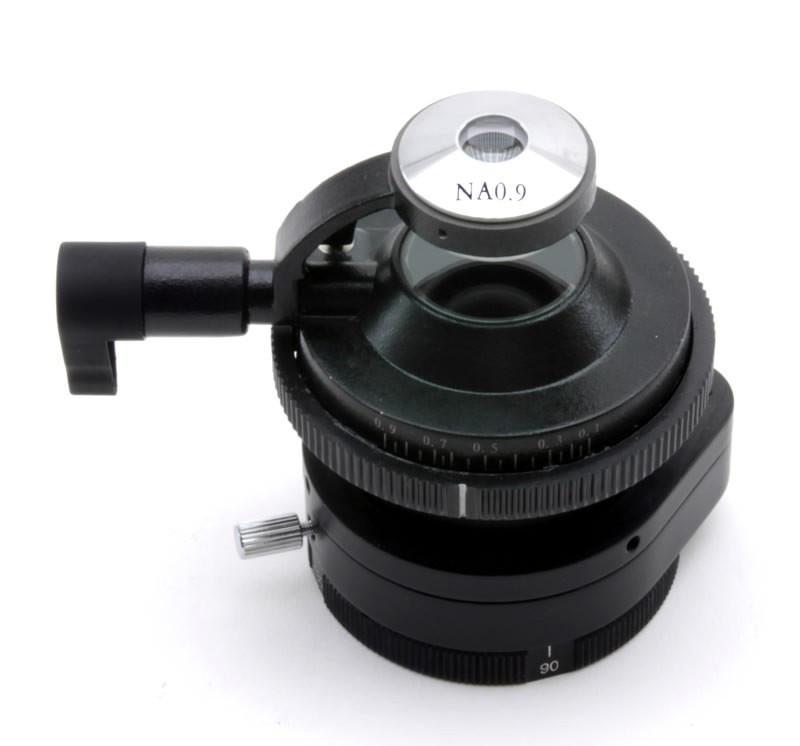 OPTIKA M-1153 0.90 N.A. Swing-Out Polarizing Condenser