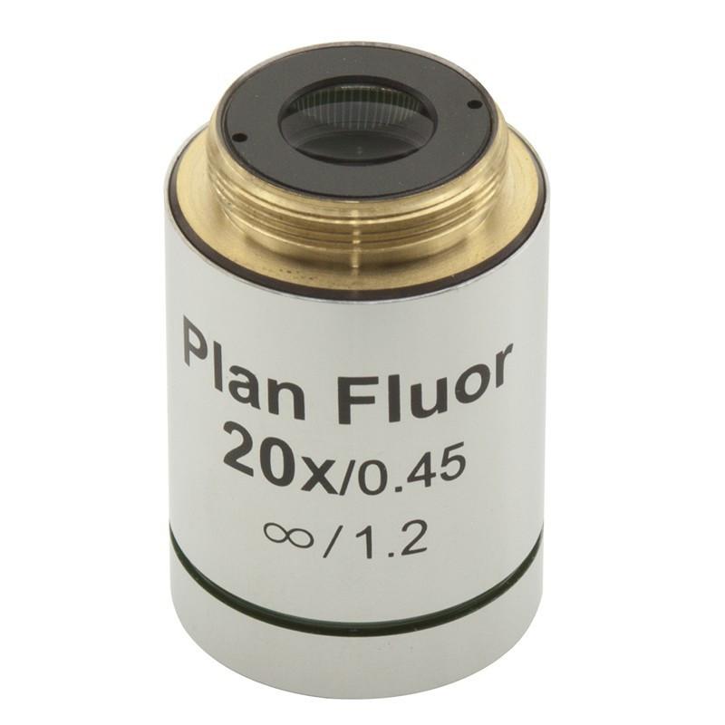OPTIKA M-802 20x/0.45 IOS LWD U-PLAN F Objective