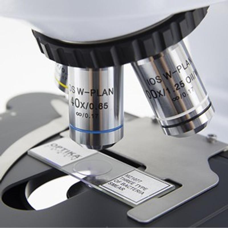 OPTIKA M-1130 100x Oil IOS W-Plan Objective