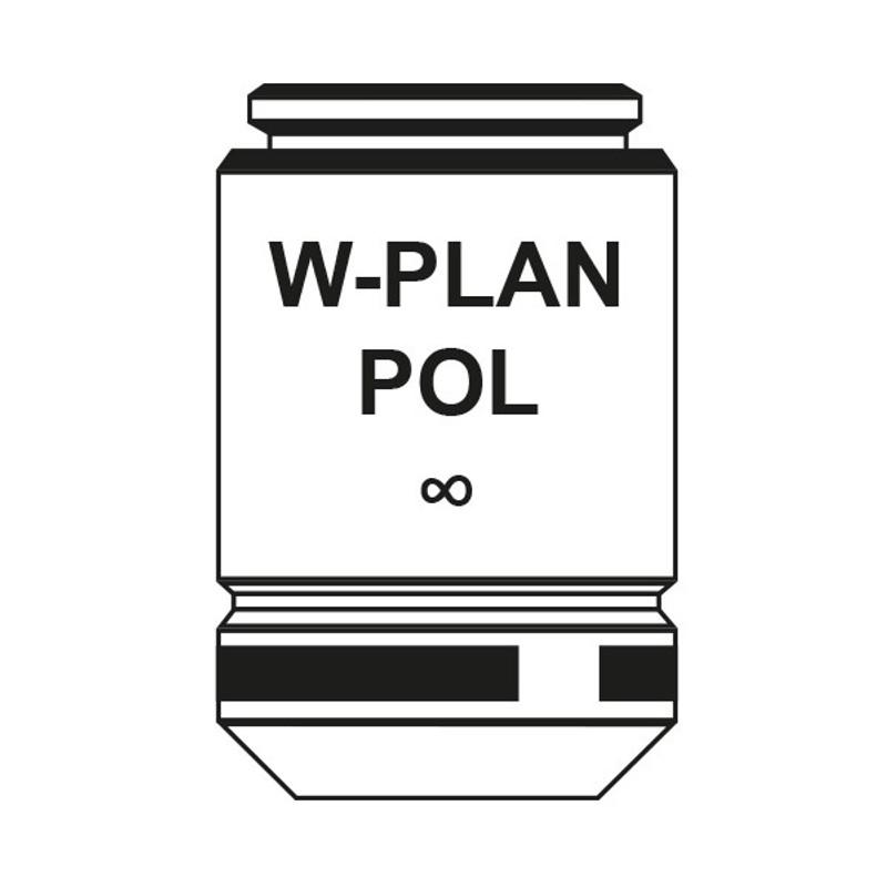 OPTIKA M-1134 40x IOS W-Plan POL Objective